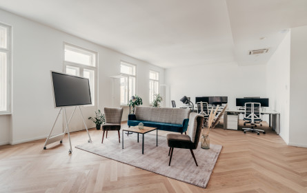 Neue Räumlichkeiten für die Wiener Agentur digitalwerk
