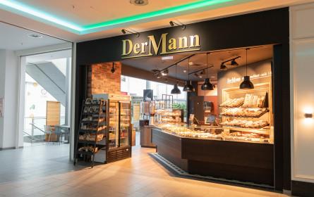 Traditions-Bäckerei Der Mann ist im Wiener Auhof-Center zurück