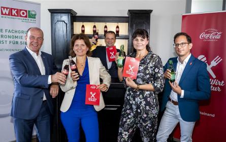 Neue Initiative von Coca-Cola für Österreichs Gastronomie und Kultur