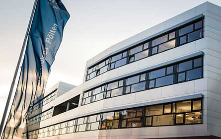 FH St. Pölten wird European University