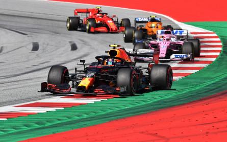 ServusTV und ORF zeigen alle Formel 1 Rennen Live