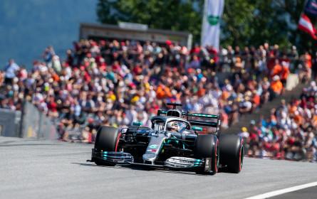 Formel 1: ORF und Servus TV dürften sich gemeinsam Rechte sichern