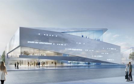 Reales Haus der Digitalisierung entsteht ab 2021 in Tulln