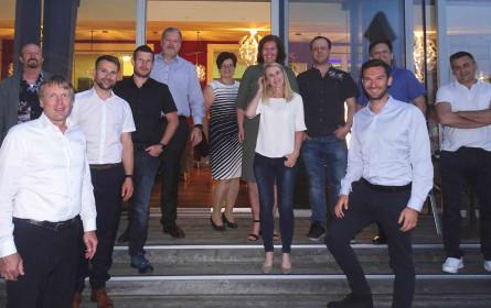Lebensmittelhersteller Spitz ehrt 55 langjährige Mitarbeiter