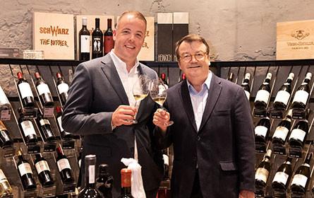 Wein & Co stellt neuen Head-Sommelier vor