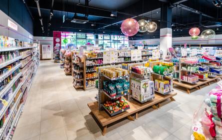 Neueröffnung: Bipa-Filiale in Neufurth überzeugt mit neuem Shop-Design