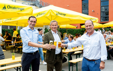 """Ottakringer Brauerei feiert bis 4. September """"Ottakringer Bierfest"""""""