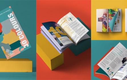 """KTHE entwickeltet Imagemagazin """"30 Colours""""für VIG"""