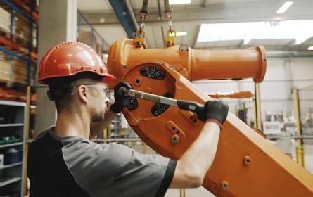 ABB: Nachhaltigkeit auch bei Robotersystemen