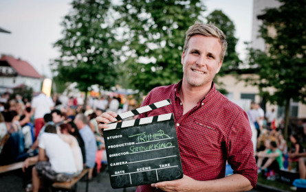 Heuer locken Filmhighlights ins Trumer Sommerkino