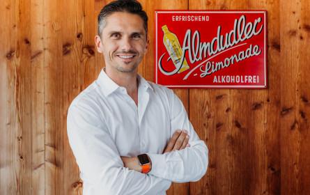 Thomas Horak ist erster Gesamtverkaufsleiter bei Almdudler