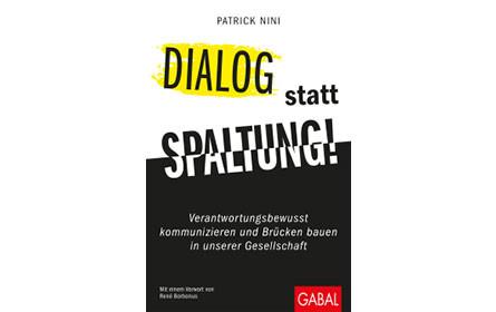 """""""Dialog statt Spaltung"""""""