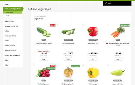 Gurkerl.at: Online-Supermarkt Rohlik plant Österreich-Start