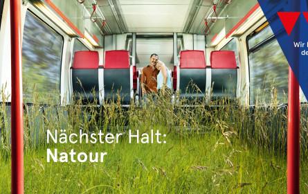 Der Verkehrsverbund Tirol bringt mit Heimat Wien den Sommer auf Schiene