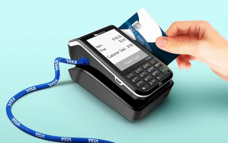 Visa unterstütz bei Digitalisierungsprozessen