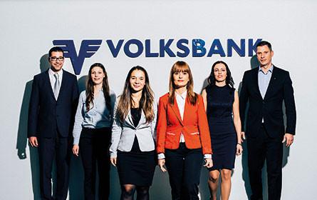 Authentisches Employer Branding bei der Volksbank