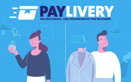 """willhaben präsentiert """"PayLivery"""""""