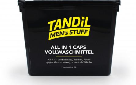 Hofer launcht Reinigungsmittel-Linie für Männer