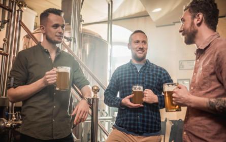 Ein Blick über den Bierglasrand: Trendgetränk Craft Beer