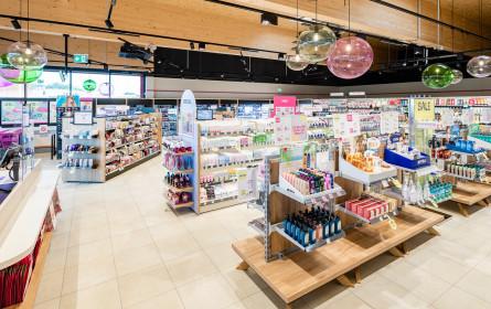 Bipa-Filiale in Altenfelden punktet mit neuem Shop-Design und mehr Angebot bei Ernährung und Gesundheit