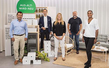Ikea forciert seine Nachhaltigkeitsagenda