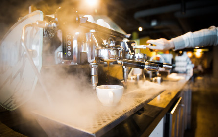 Kaffeemaschinen sollen Kaffee machen, nicht Sorgen