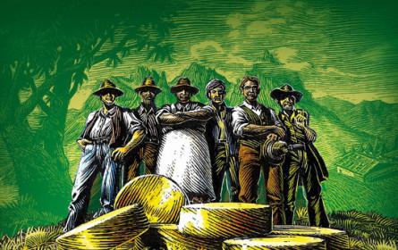 Käserebellen feiern 160-jähriges Jubiläum