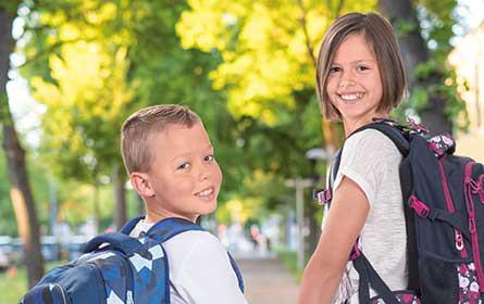 Taferlklassler: Libro wappnet für den Schulstart
