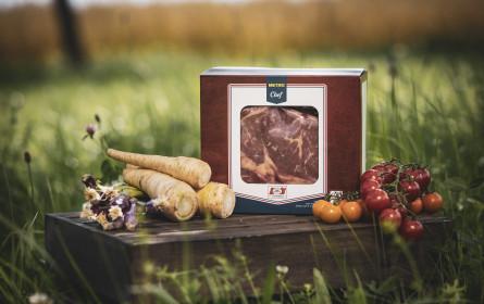 Rindersteaks: Neuzugang für Metros Chef-Range