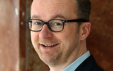 Martin Riegler verstärkt das Team Museum der Moderne Salzburg als Leiter PR und Marketing