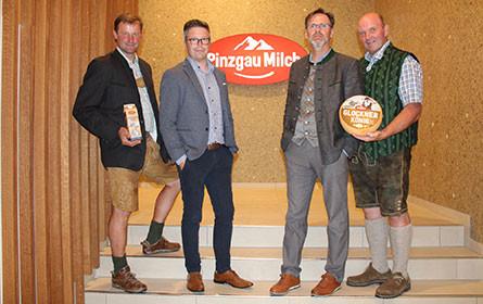 Pinzgau Milch erhöht die Milchpreise