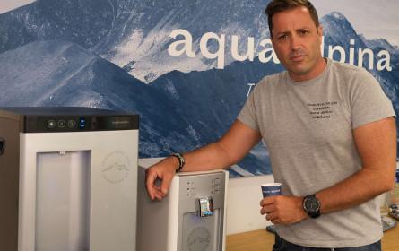 Weltrekordhalter Christian Redl: Wassertrinken ohne Plastikmüll ist die Zukunft