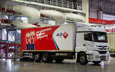 Post hält nach Closing 80% an türkischem Paketdienstleister Aras Kargo