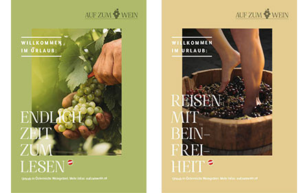 Auf zum Wein mit VMLY&R und Österreichischem Weinmarketing