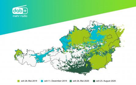 Digitalradio Österreich: Netzausbau abgeschlossen