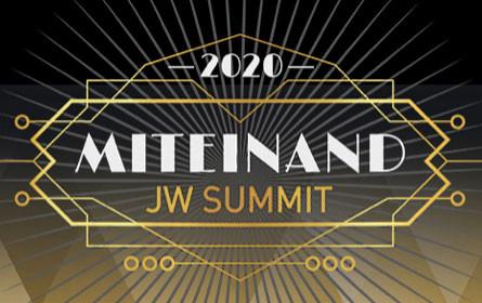 """JW-Summit: """"Miteinand' raus aus der Krise"""""""