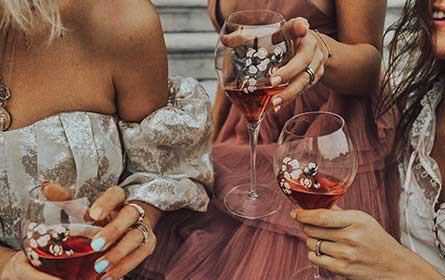 """Perrier-Jouët zelebriert """"Tag des Champagners"""""""