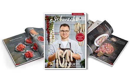Schmeckt – Radatz launcht eigenes Genuss-Magazin