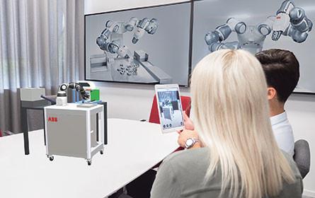 "Virtuelle Roboter""Partnerbörse"""
