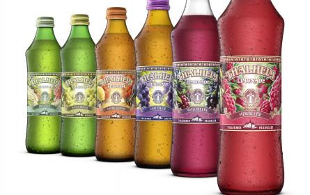 Thalheimer zieht in Spars Getränkeregale ein