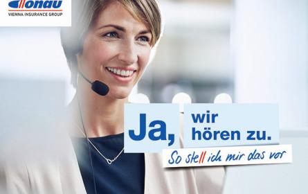 """&US lanciert Donau-Kampagne: """"Ja, so stell ich mir das vor"""""""