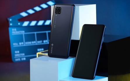 Premium-5G-Smartphone für jedermann: ZTE Axon 11 5G setzt Fokus auf Videoqualität