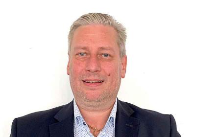 Thomas Schlögl leitet den Gastronomie-Vertrieb bei Kattus-Borco