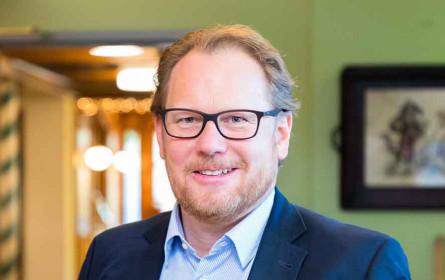 Christian Taucher neuer Leiter Kommunikation und Fundraising der Caritas Steiermark