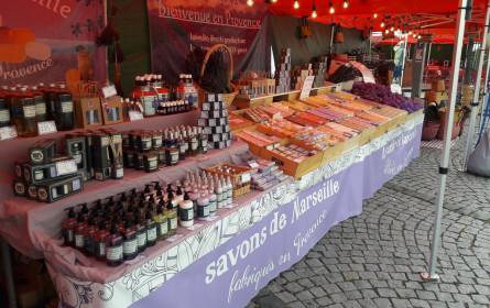 Provence Markt erneut zu Gast in Wels