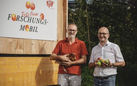Österreichischer Bio-Apfel ist der Green Packaging-Verkaufsschlager