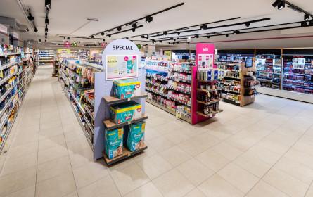 Bipa-Filiale in Lambach überzeugt mit neuem Shop-Design