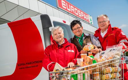 Österreich ist Vorzeigeland bei Lebensmittelspenden – Reduktionen wären noch in Haushalten möglich