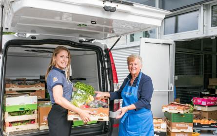 Gemeinsam Lebensmittel retten