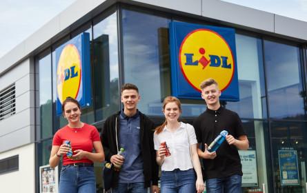 Lidl Österreich: Lehrlingsoffensive 2021 mit Top-Gehalt